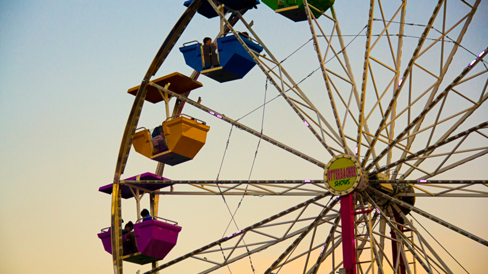 John's Island Spring Bash Ferris Wheel