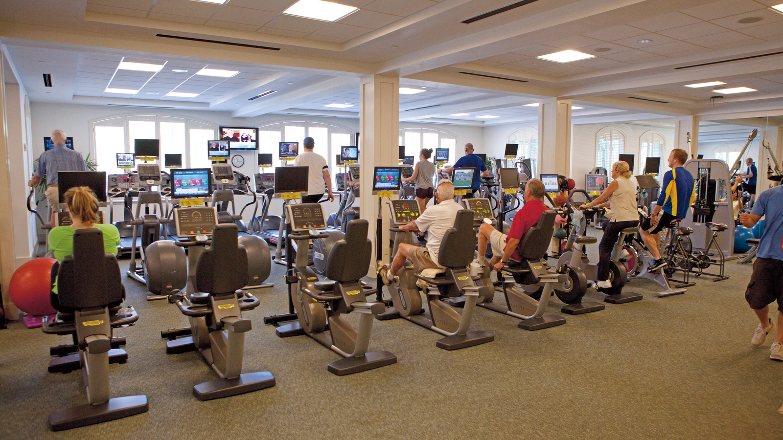 John's Island Fitness Center