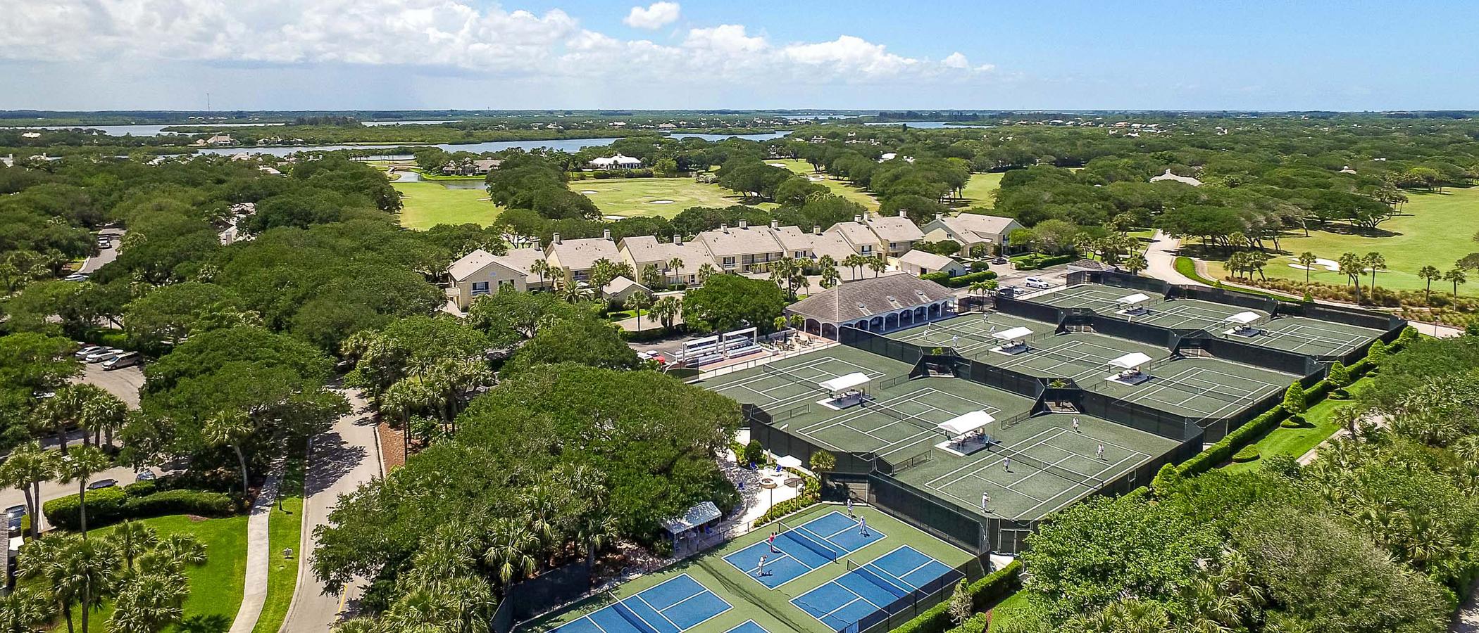 John's Island Club Tennis Complex