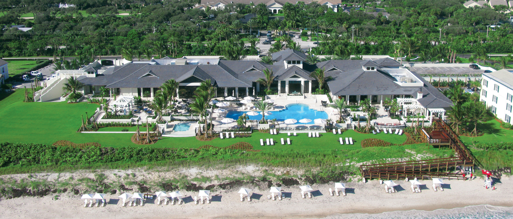 John's Island Club Aerial View