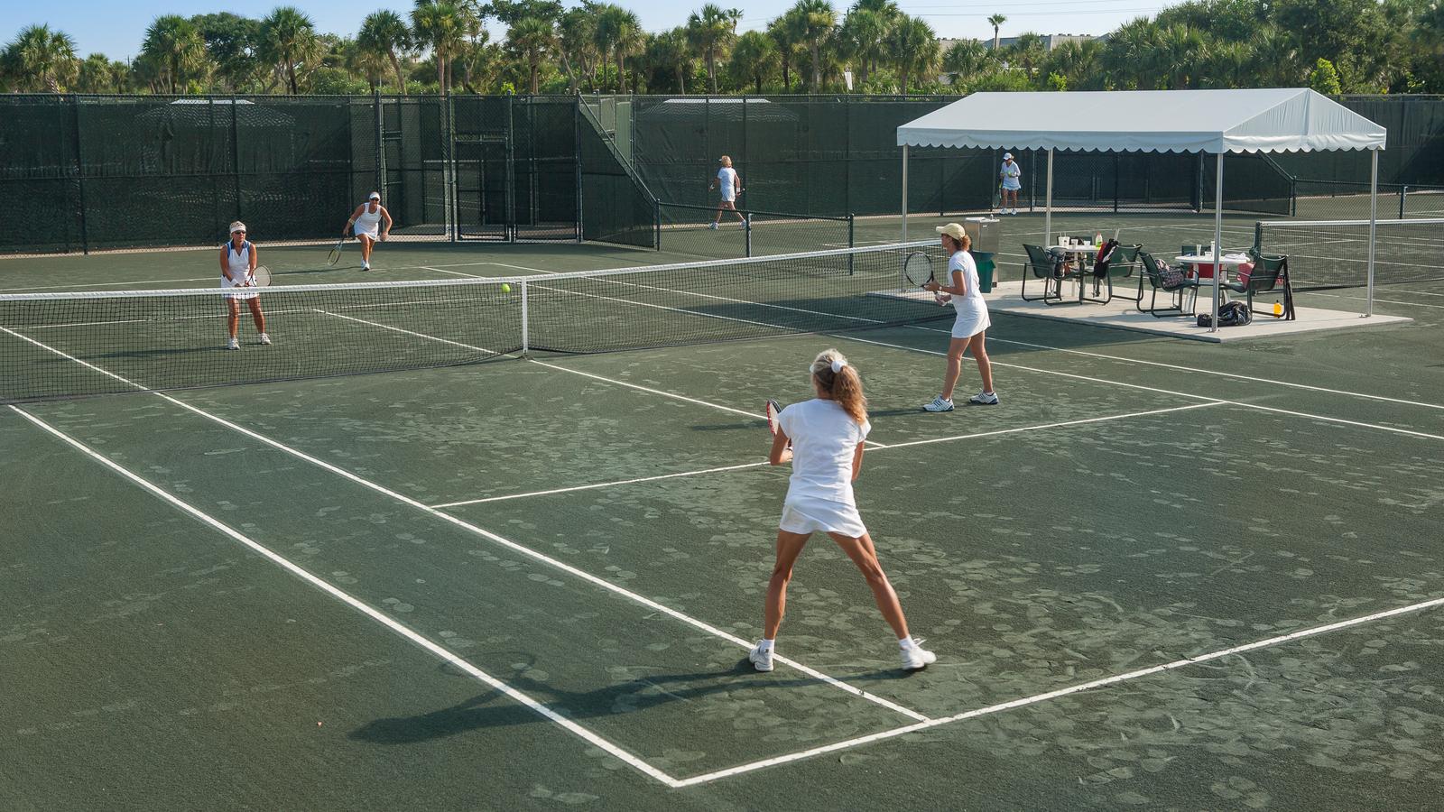 John's Island Tennis Club