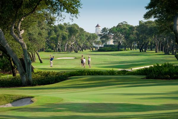 Golf S Course Men 4308r