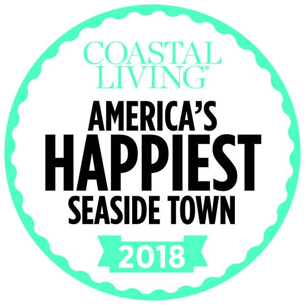 2018 Coastal Living Happiest Seaside Logo